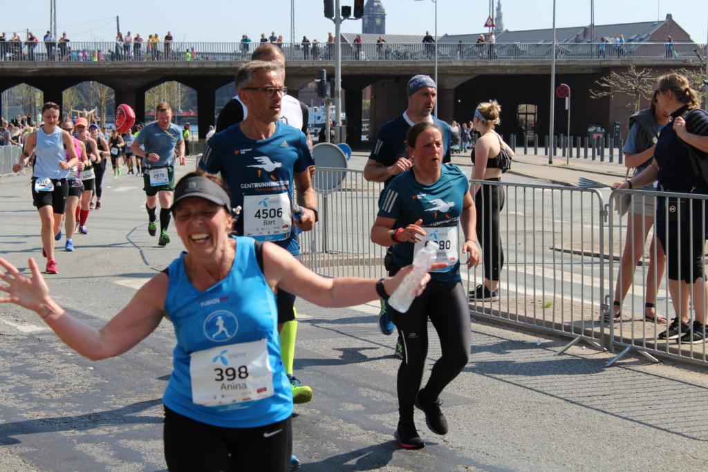 Anina Laugesen - CPH Marathon